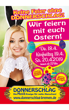 Osterparty im Donnerschlag